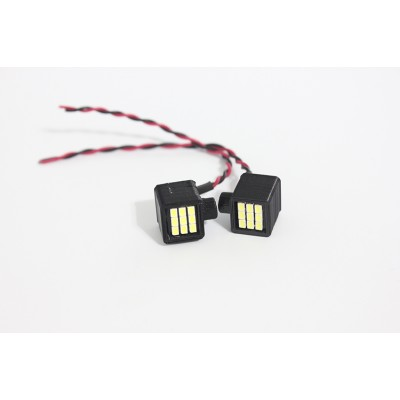 Powershift Large LED Rock Pods