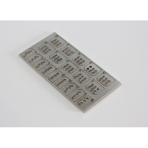 Shock Mount Fab Tab Card