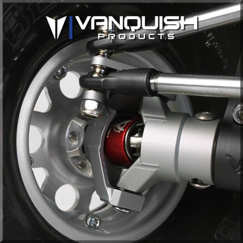 Vanquish Wraith Scale Knuckles (Black)